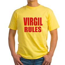 Virgil Rules T-Shirt