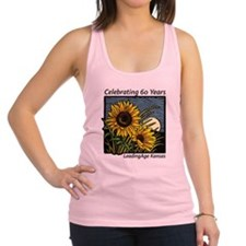 LeadingAge Kansas 60th Annivers Racerback Tank Top