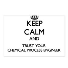 Keep Calm and Trust Your Chemical Process Engineer