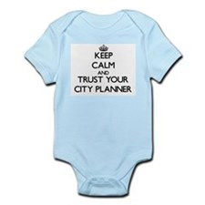 Keep Calm and Trust Your City Planner Body Suit