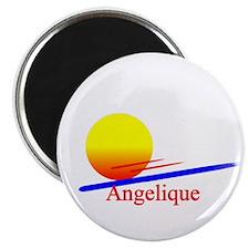 "Angelique 2.25"" Magnet (100 pack)"