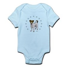 Jack Russell Star Body Suit