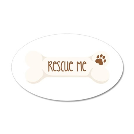 Rescue Me Wall Decal