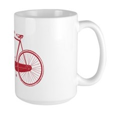 Old School Bike Design Mug