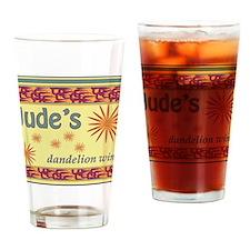 Jude's dandelion wine Drinking Glass
