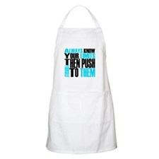 Push Limits Apron