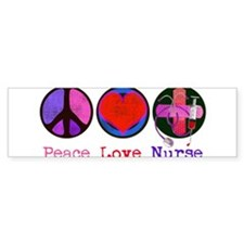 Cute Nurses are 1 Bumper Sticker