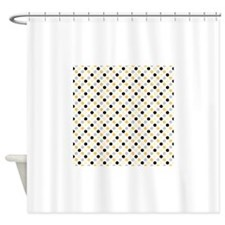 Black And White Polka Dot Bathroom Accessories & Decor - CafePress