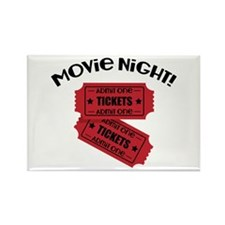 Movie Night! Magnets