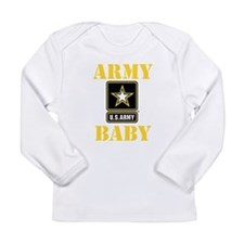 Army Baby Long Sleeve T-Shirt