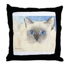 Ragdoll Stuff! Throw Pillow