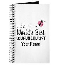World's Best Acupuncturist Journal