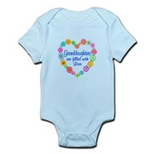 Granddaughter Love Infant Bodysuit