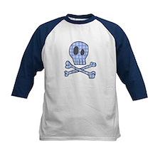 Blue Gingham Pirate Tee