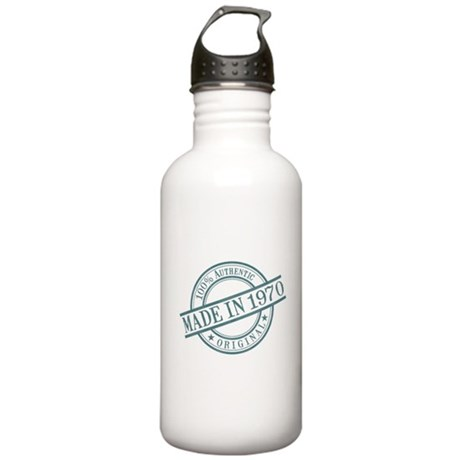 Made in 1970 Stainless Water Bottle 1.0L