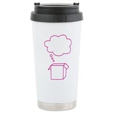 Think out of the box Travel Mug