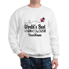 World's Best Archaeologist Sweatshirt