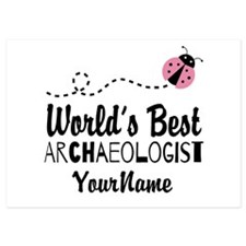 World's Best Archaeologist Invitations
