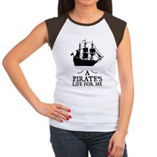 A Pirate's Life For Me Tee