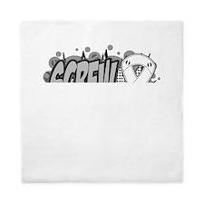 Screw Lung Cancer Queen Duvet