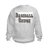 BASEBALL CHICK Sweatshirt