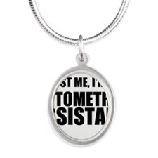 Trust Me, Im An Optometric Assistant Necklaces