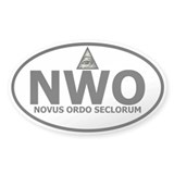 NWO Automobile ID Decal