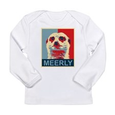 Meerly Meerkat Long Sleeve T-Shirt