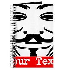 Custom Guy Fawkes Journal