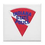 Indiana State Police Diver Tile Coaster