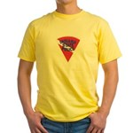 Indiana State Police Diver Yellow T-Shirt