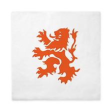 Netherlands Lion Queen Duvet