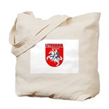 Lithuania Coat of Arms Tote Bag