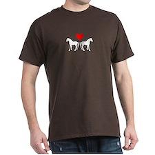 Clean Shirt Dirty Horse T-Shirt