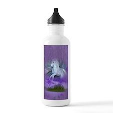 Pegasus island Water Bottle