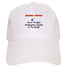Cute Kindergarten teacher Baseball Cap