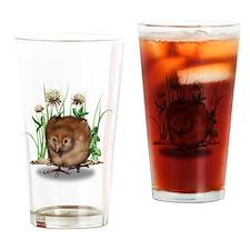 Chick Three Drinking Glass