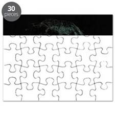 Black Panther Face Puzzle