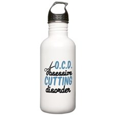 Funny Cutting Water Bottle