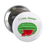"Watermelon Summer 2.25"" Button (10 pack)"