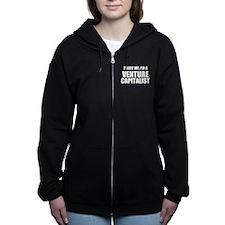 Trust Me, Im A Venture Capitalist Women's Zip Hood