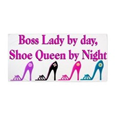 Boss Lady Beach Towel