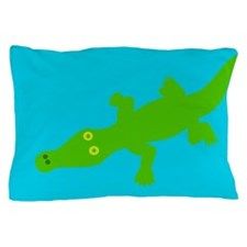 Gator Pillow Case
