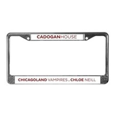 Chicagoland Vampires License Plate Frame