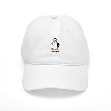 Personalized Penguin Design Baseball Cap