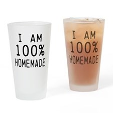 Funny Cute Homemade Drinking Glass