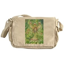 Illuminated Garden Fairy Messenger Bag