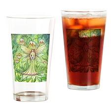 Illuminated Garden Fairy Drinking Glass