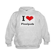 I love pinnipeds Hoodie