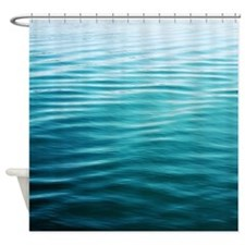 Ripples Shower Curtain